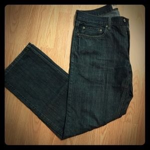 Levi's mens's relaxed straight jeans